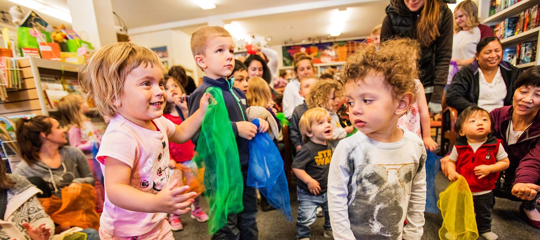 pj library families with young children jewish federation - Young Children Pictures